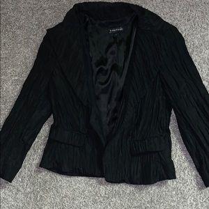 Rampage black blazer